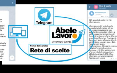 Abele Lavoro è su Telegram!