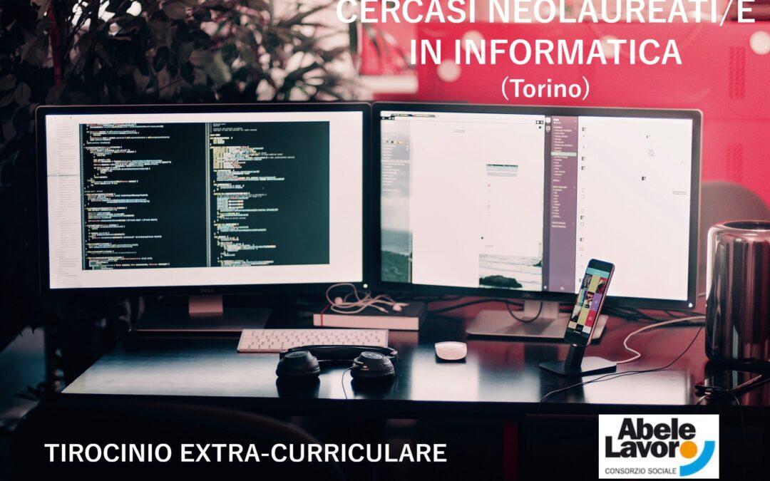 TIROCINIO addetto/a gestione database